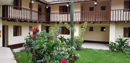 Fotky Hostel Apu Qhawarina