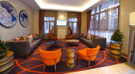 Foto's van The Athena Hotel