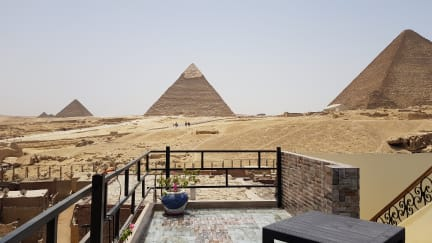 Pyramids Guesthouseの写真