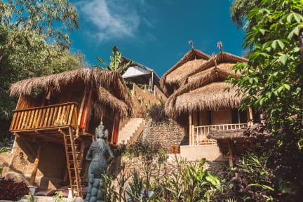 Billeder af Bali Bamboo Jungle Huts and Hostel
