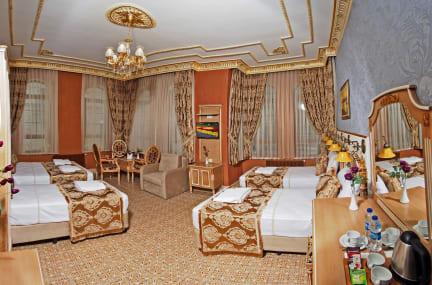 Sirkeci Gar Hotel tesisinden Fotoğraflar