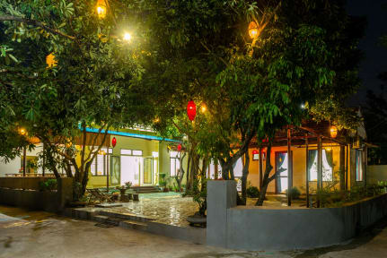 Foto's van Hang Mua Central Homestay