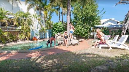 Fotky Mumma's Hostel Cairns