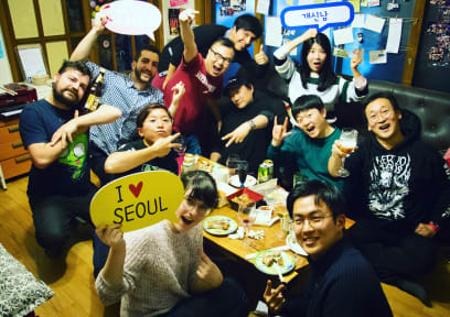 Oasis Guesthouse Seoulの写真