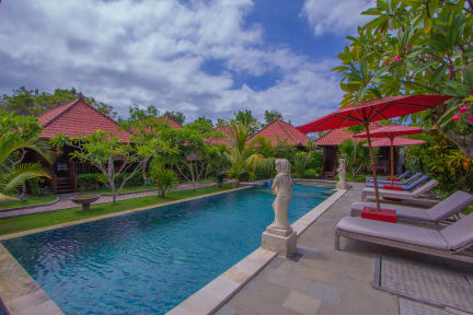 Fotky Lembongan Garden Cottages
