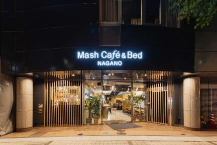Foto di Mash Café & Bed NAGANO