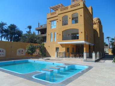 Fotky Jewel of The Valley Howard Carter Hotel
