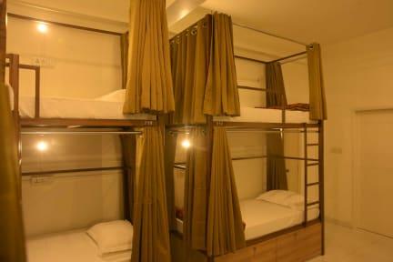 Kuvia paikasta: Banaras Hostel