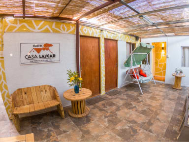 Foto's van Hostal Casa Lascar