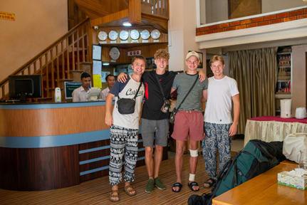Foto's van Yangon Urban Hotel