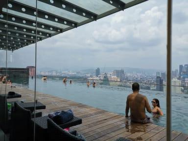Sky Pool Kuala Lumpur Hostelの写真