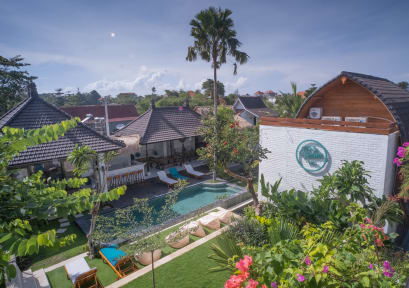 Foto di The Palms Canggu