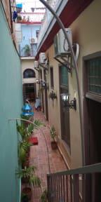 Zdjęcia nagrodzone Chantal's Hostel