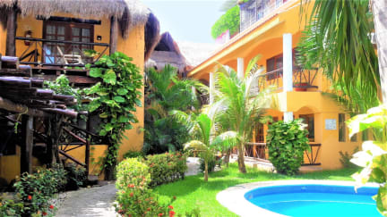 Fotky Hotel Bosque Caribe