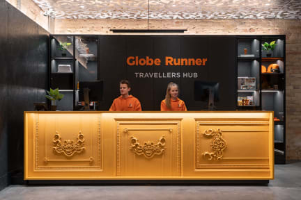 Foto's van Globe Runner Hotel & Hostel Kyiv City Center