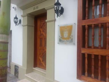 Casa Hotel Marques del Pedregal tesisinden Fotoğraflar