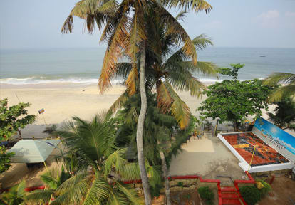 Alleppey Palm Beach Resort照片