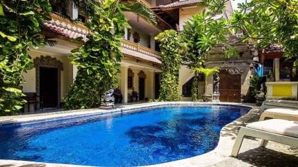 Foton av Sky Hotel Sanjaya