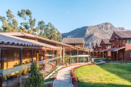 Wayqey Lodge Urubamba tesisinden Fotoğraflar