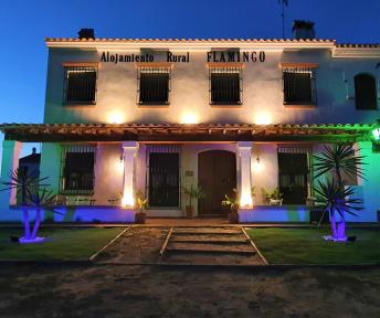 Zdjęcia nagrodzone Alojamiento Rural Flamingo