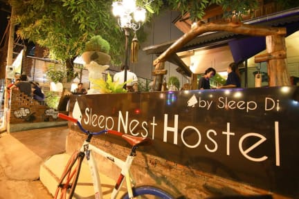 Fotky Sleep Nest Hostel