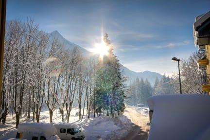 Zdjęcia nagrodzone Vert Lodge Chamonix