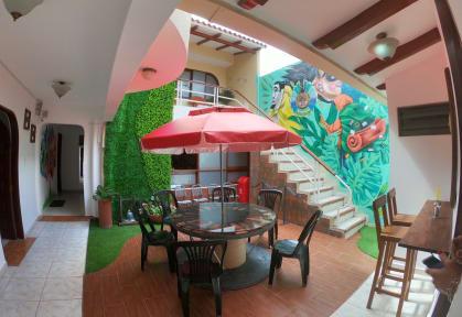 Foto's van Casa Cruz Hostel
