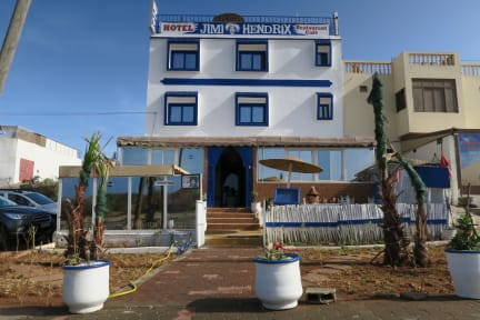 Photos of Jimi Hendrix Hotel
