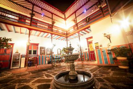 Fotky Hotel Jardin Antioquia
