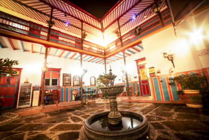 Фотографии Hotel Jardin Antioquia