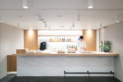Foton av CAFE/MINIMAL HOTEL OUR OUR