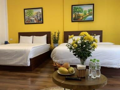 Bilder av Hanoi Unique Hotel