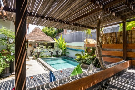 RedDoorz Hostel near Sanur Beach Harbourの写真