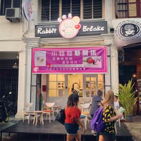 Photos of Rabbit Breaks Penang