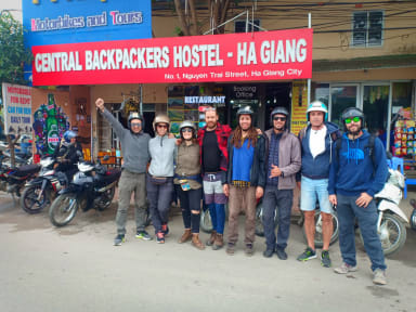 Bilder av Central Backpackers Hostel Ha Giang