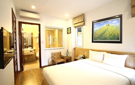 Fotky Blue Hanoi Hotel