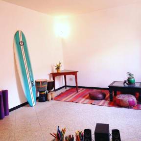 V&D Tamraght Surfers Hostel照片
