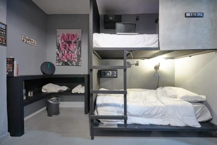 Halogen Miraflores by Stand Out Hotels tesisinden Fotoğraflar