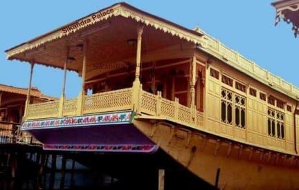 Billeder af Sikandra Palace