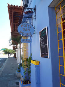 Fotky Hotel San Roque Cartagena