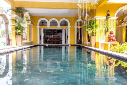 Sambath Reach D'Angkor Hotel照片