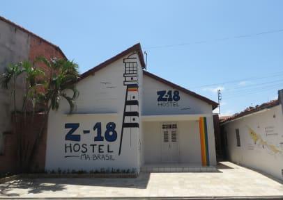 Z-18 Hostel tesisinden Fotoğraflar