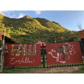 Bilder av Palu Eco Aldea