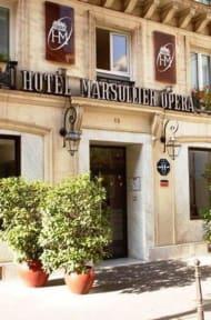 Hotel Louvre Marsollier Opera照片