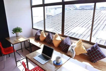 IN THE CITY Hostel Co-living & Co-working Spaceの写真