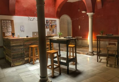 Kuvia paikasta: San Isidoro Sevilla Hostel
