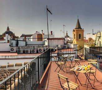 Foto's van San Isidoro Sevilla Hostel