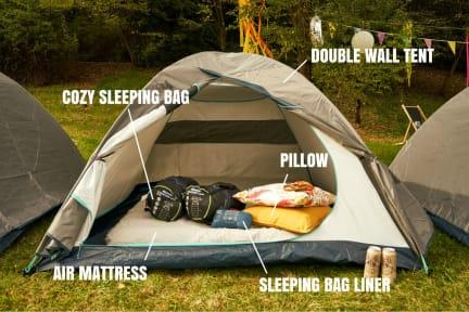 Photos of My Tent Oktoberfest Camp