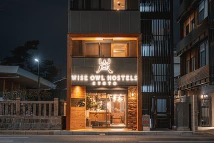 Fotky Wise Owl Hostels Kyoto