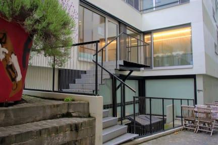 Bilder av Green Marmot Capsule Hostel